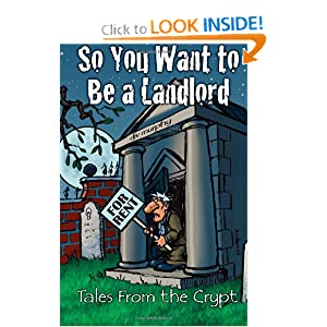 So You Want To Be A Landlord...Tales From The Crypt djv murphy