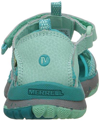 Merrell Hydro Monarch Junior–Zapatillas trail running para SS16 Azul
