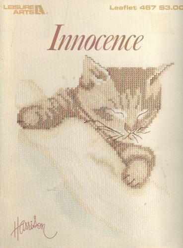 Innocence: Cross Stitch Cats (Leisure Arts Leaflet 467)