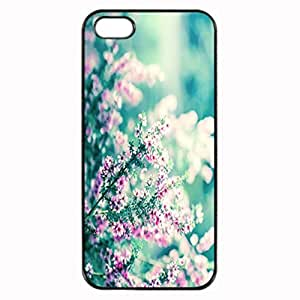 For Case Ipod Touch 4 Cover - flower pink botanical floral spring blossom Patterned Protective Skin Hard For Case Ipod Touch 4 Cover - Haxlly Designs Case