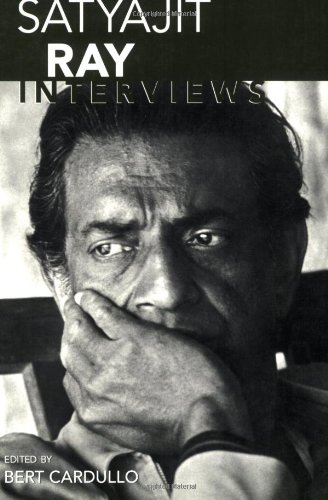 Satyajit Ray: Interviews (Conversations With Filmmakers Series)