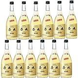 壱岐麦焼酎 壱岐スーパーゴールド22度720ml瓶 1ケース(12本)