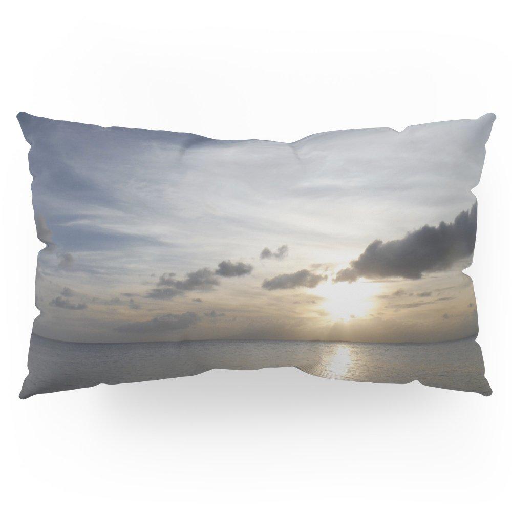 Society6 Modessa Sunset Pillow Sham King (20'' x 36'') Set of 2