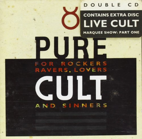 CULT - PURE CULT for rockers. ravers. lovers and sinners - Zortam Music