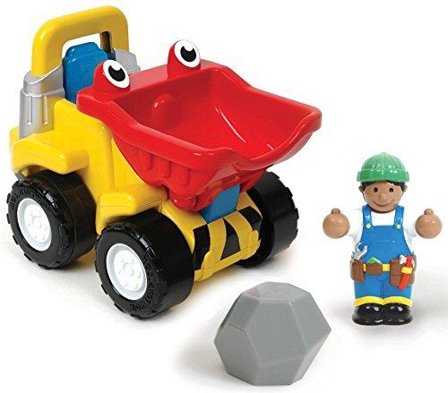 WOW Tip-it Toby - Construction (3 Piece Set) ()