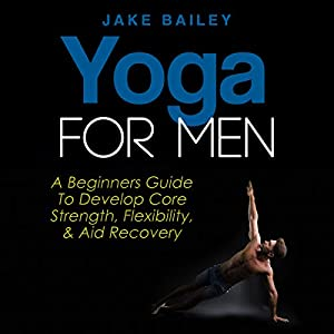 Yoga for Men Audiobook