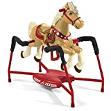 Toys : Radio Flyer Champion Interactive Horse Ride On