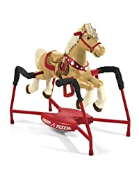 Radio Flyer Champion Interactive Horse Ride On BOBEBE Online Baby Store From New York to Miami and Los Angeles