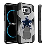 Samsung Galaxy S8 Plus Case | S8 Plus Kickstand Case | SM-G955 Case by Untouchble [Traveler Series] Combat Shockproof Dual Layer Hybrid Case Cover with Kickstand - Texas Star