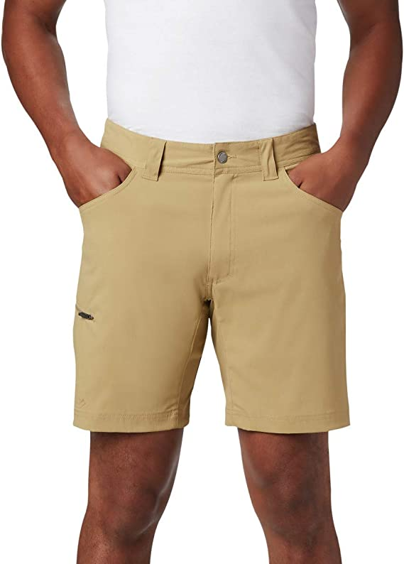 Columbia Silver Ridge II Pantalones Cortos Marr/ón Tusk W34//L12 Hombre