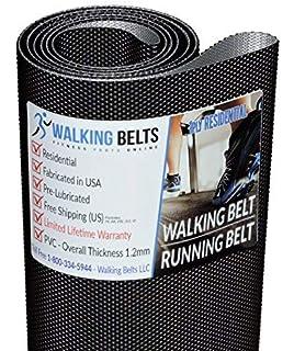Less Friction Vision T9200 serial# TM186 Treadmill Walking//Running Belt