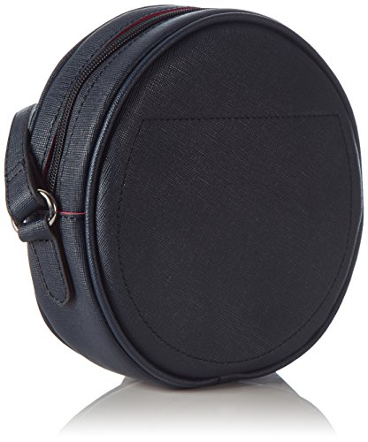 GERRY WEBER Traces Shoulderbag Svz - Bolso de hombro Mujer Azul (Dark Blue)