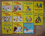 img - for Curious George Set of 11 Books (Curious George ~ Goes to the Beach ~ Visits a Toy Store ~ Goes to an Ice Cream Shop ~ At the Laundromat ~ Goes to School ~ At the Railroad Station ~ The Birthday Surprise ~ The Pizza ~ Visits the Library ~ Katy No-Pocket) book / textbook / text book