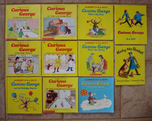 curious george and the ice cream - 4
