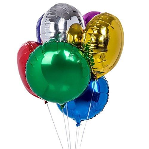 Round Balloons 50 pcs - 2