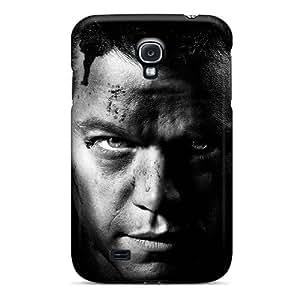NikRun Galaxy S4 Hybrid Tpu Case Cover Silicon Bumper Jason Bourne