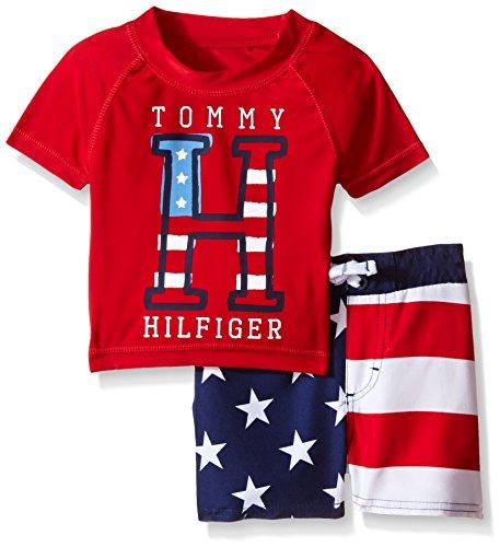 Tommy Hilfiger Guard Microfiber Shorts
