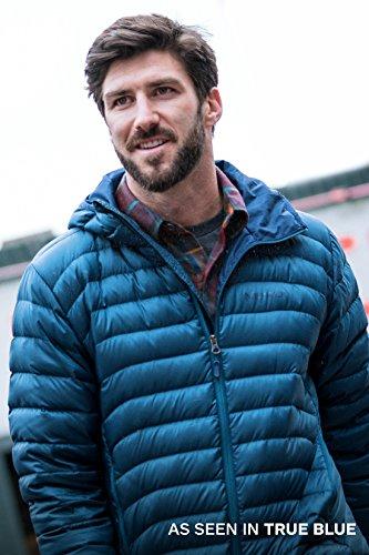 837e286c8ec Marmot Tullus Hoody Men's Winter Puffer Jacket, Fill Power 600, True Blue,  ...