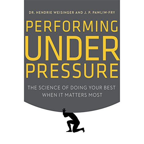 Performing Under Pressure: The Science of Doing Your Best When It Matters Most Audiobook [Free Download by Trial] thumbnail