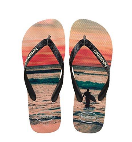 Havaianas Men's Hype Sandal, Ivory,43/44 BR (11-12 M - Shop Havaianas