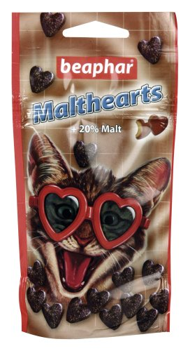 Bocaditos Malta Corazon Malt-Hearts Gato 150 Udes