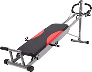 uublik Home Full Body Workout Bench Muscle Exercises Equipment for All Age Grip, Abdomen Fitness