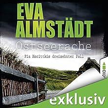 Ostseerache (Pia Korittki 13) Hörbuch von Eva Almstädt Gesprochen von: Anne Moll