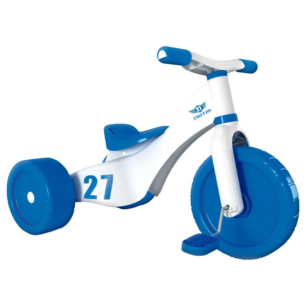 Triciclo custom azul (Palau 1523): Amazon.es: Juguetes y juegos