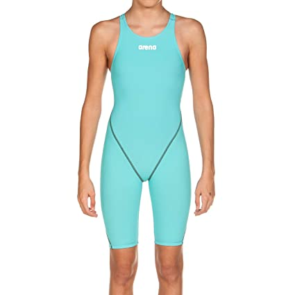 aa900941a3a87 Amazon.com   arena Girl s Powerskin ST 2.0 One Piece Racing Swimsuit ...