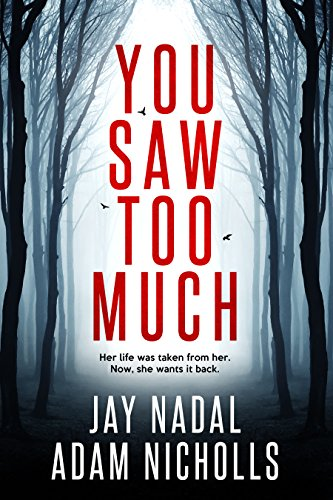 You Saw Too Much (Lori Turner Book 1), used for sale  Delivered anywhere in USA