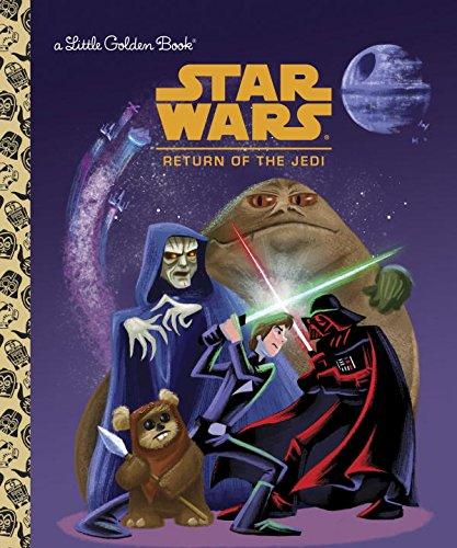 Star Wars Return of the Jedi (Star Wars) (Little Golden Book)