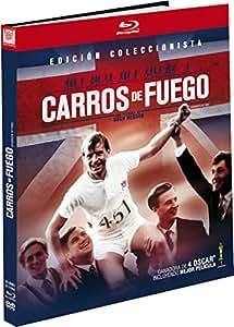 Carros De Fuego (Formato Libro) [Blu-ray]