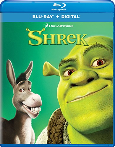 - Shrek [Blu-ray]