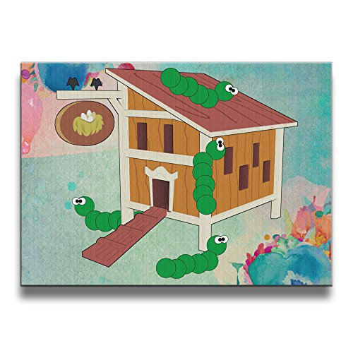 [Oery Caterpillars Frameless Paintings Home Office Hotel Decoration Painting] (Crosby Halloween Costume)