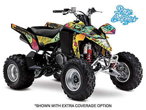 Amazon.com: Compatible with Suzuki 2009-2019 LTZ 400, Zany ...