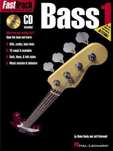 Fast Track Bass: Bk.1 (Fasttrack Series) by Neely. Blake ( 2000 ) Paperback pdf