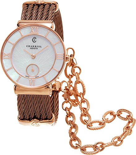 charriol-st-tropez-womens-mother-of-pearl-dial-swiss-plated-rose-gold-watch-st30pi563010