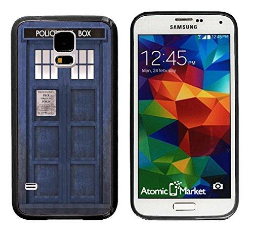 Tardis Hard Case for Samsung S5 - 3