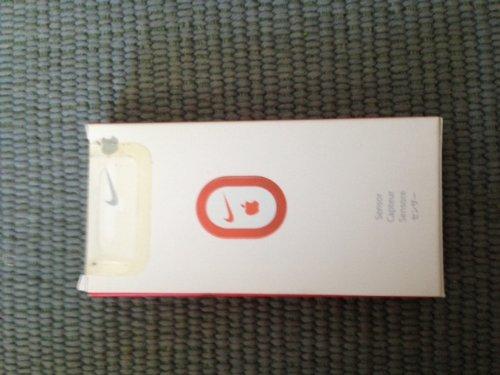(Nike+ Standalone Sensor - One - Red)
