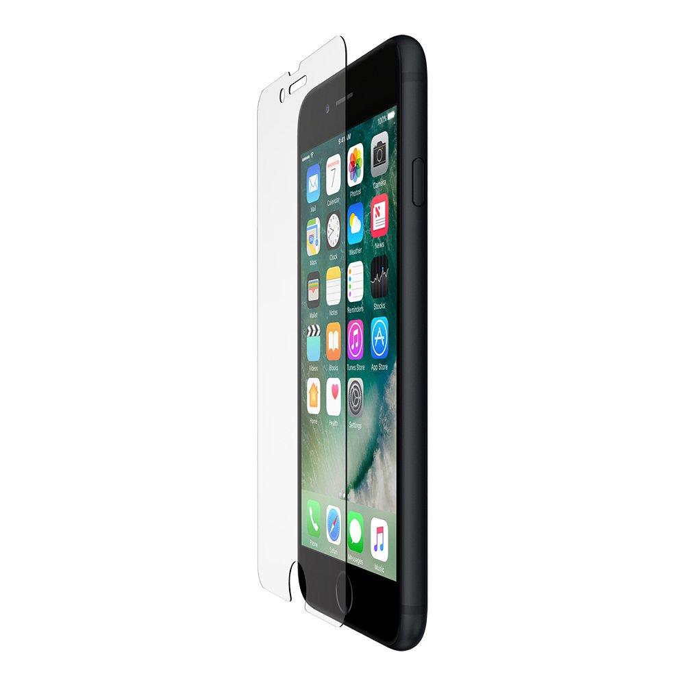 Protector de Pantalla para iPhone XS//X Protector de Pantalla con Filtro de privacidad para iPhone XS y iPhone X Belkin ScreenForce InvisiGlass Ultra Privacy