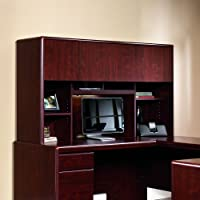 Sauder 404999 Hutch, Classic Cherry Finish