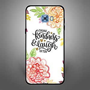 Samsung Galaxy C5 Choose Kindness & Laugh often