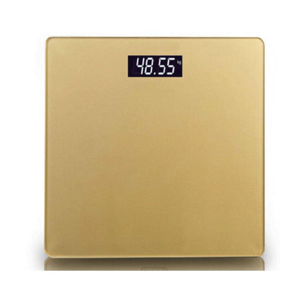 odefc Balanzas electrónicas de gama alta pesando en casa balanzas electrónicas escalas de la salud balanzas de escala balanzas (Color : Negro) : Amazon.es