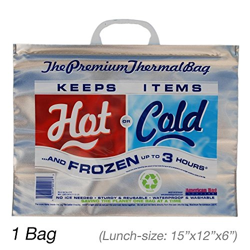 Insulated Bag Thermal Cold Lunch