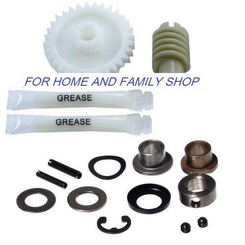 Sears Chamberlain Craftsman Garage Door Opener Comp Gear Kit Part - Garage Fitting Door