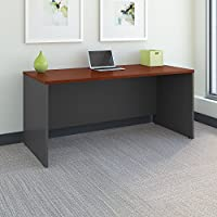 series c 66w x 30d office desk wood r