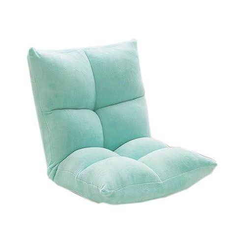 Amazon.com: JUN Tatami - Sofá de tela individual, diseño ...