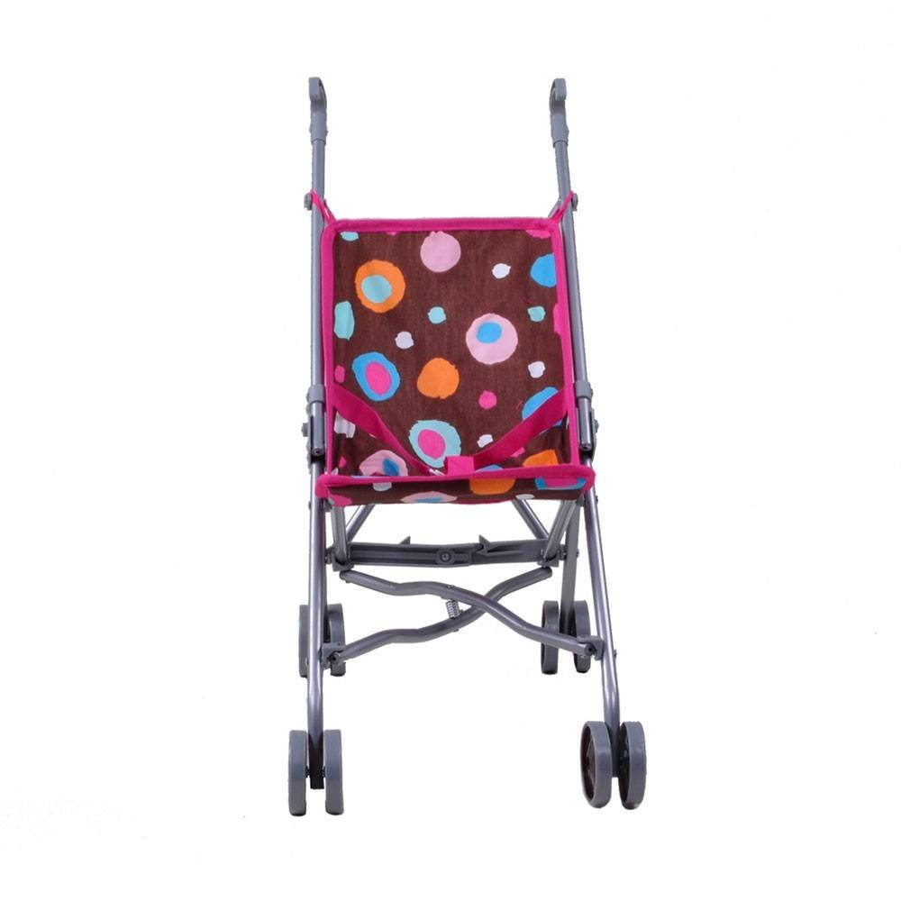 Color marr/ón Knorrtoys 12613/mu/ñeca Carro Splash Juguetes /Única