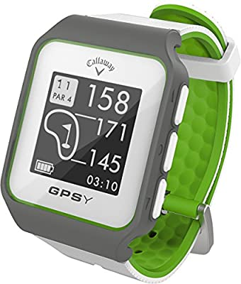 Callaway GPSy Golf GPS Watch by Izzo Golf, Inc.
