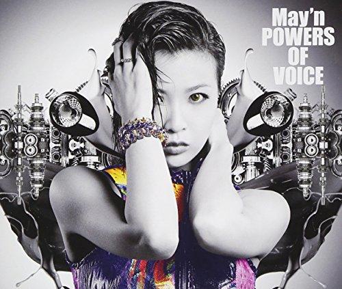 May'n(中林芽依) / POWERS OF VOICE[Blu-ray付初回限定盤A]の商品画像